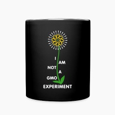 I am not a GMO experiment - mug