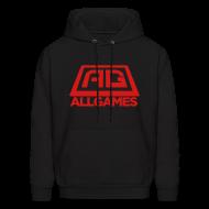 AllGames Men's Hoodie