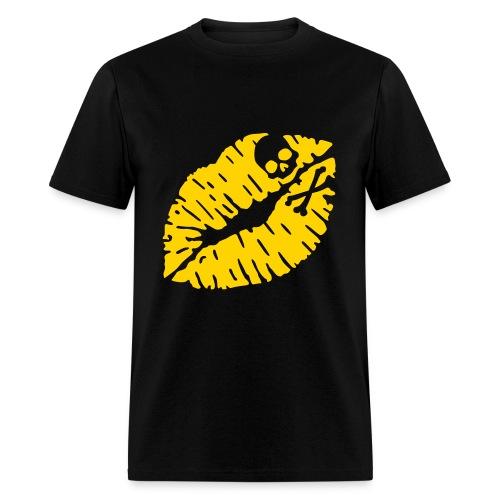 kiss of death - Men's T-Shirt