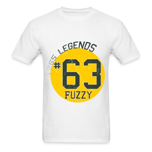 1265 Legends #63 Fuzzy Mens T Shirt - Men's T-Shirt