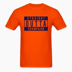 Straight Outta Champaign T-Shirts