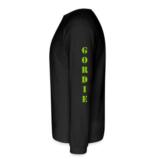 Long Sleeve Gordie - Men's Long Sleeve T-Shirt