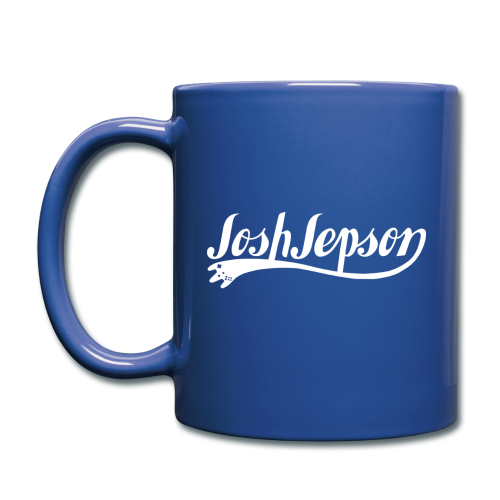 JoshJepson GAMER (Mug) - Full Color Mug
