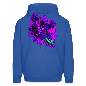 YOU MAKE ME SICK  - Men's Hoodie