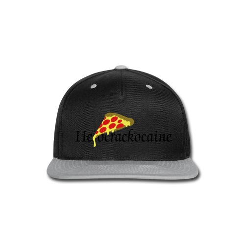 Herocrackocaine - Snap-back Baseball Cap