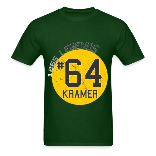 1265 Legends #64 Kramer Mens T Shirt - Men's T-Shirt
