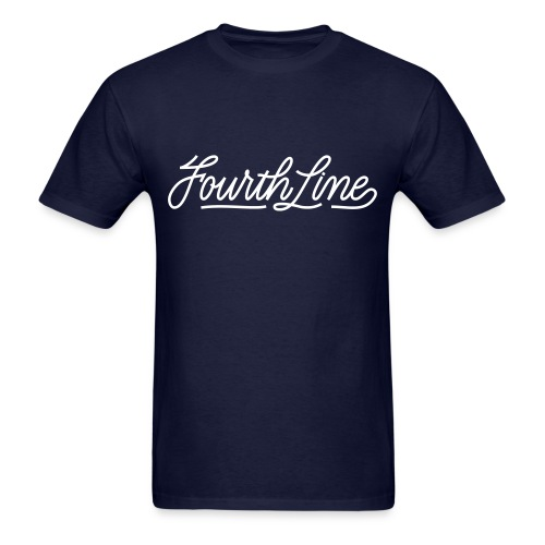 Fourth Line Unisex Tee - Men's T-Shirt