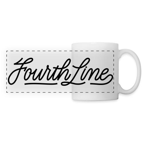 Fourth Line Mug - Panoramic Mug