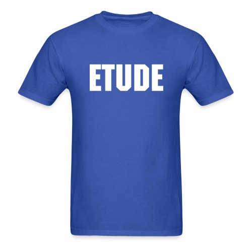 ETUDE T-Shirt - Customize Text - Men's T-Shirt