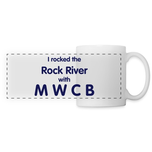 I rocked the Rock River with MWCB PanoramicMug - Panoramic Mug