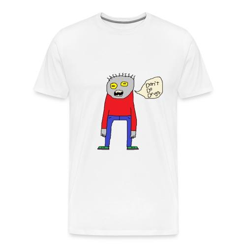 PSA DAN - Men's Premium T-Shirt