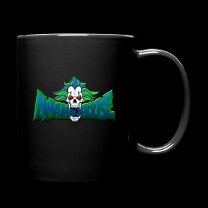 MMH BLUE GREEN - Full Color Mug - Full Color Mug