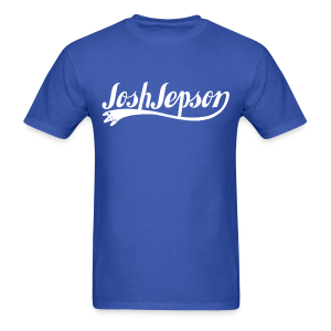 JoshJepson GAMER (Guys) - Men's T-Shirt