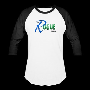 ROGUE SHOW - Men's Baseball T-Shirt - Baseball T-Shirt