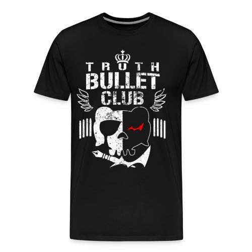 Danganwrestling - Truth Bullet Club, Men's Shirt - Men's Premium T-Shirt