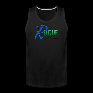 ROGUE SHOW - Men's Premium Tank Top - Men's Premium Tank