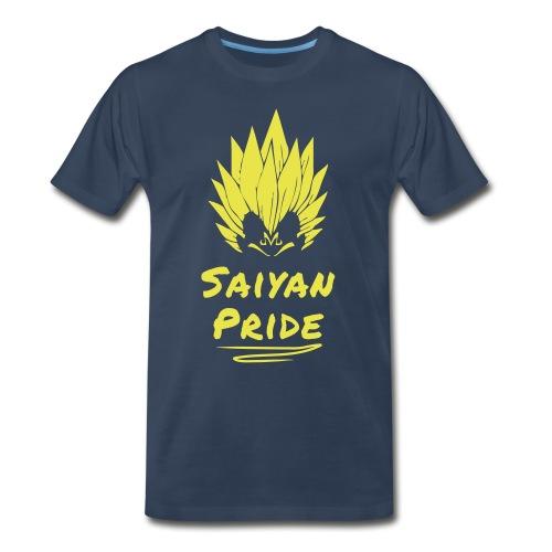 Saiyan Pride - Men's Premium T-Shirt