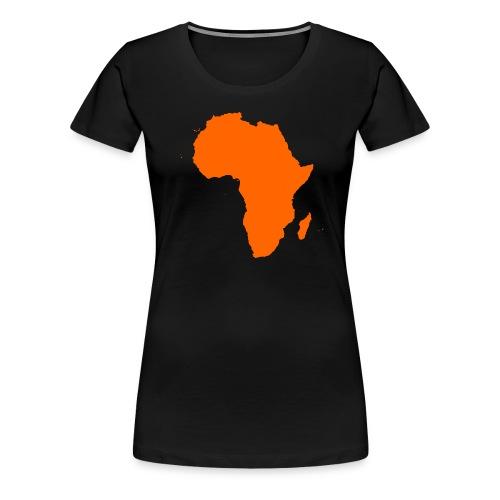 Africa (W) - Women's Premium T-Shirt