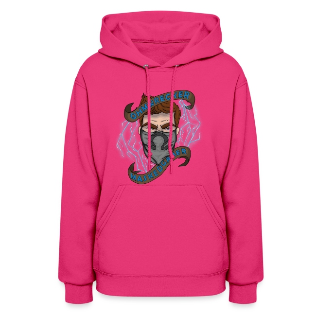 Official Masked Gamer Women's Hoodie