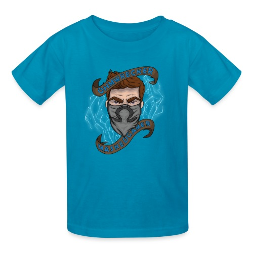 Official Masked Gamer Kid's Tee - Kids' T-Shirt