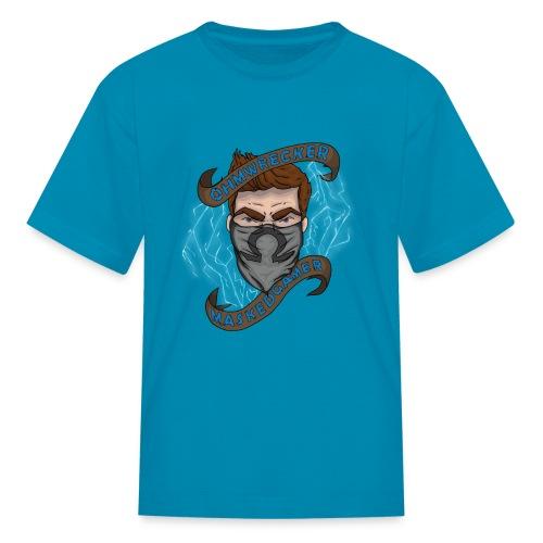 Official Masked Gamer Kid's Tee - Kids' T-Shirt