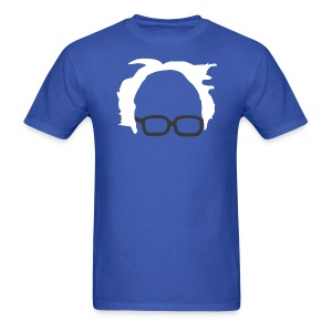 Bernie For President Silhouette - Men's - Men's T-Shirt