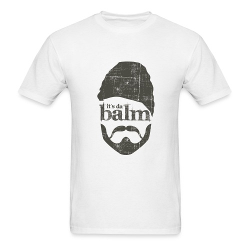 It's Da Balm Large Mens Logo Tee - Men's T-Shirt