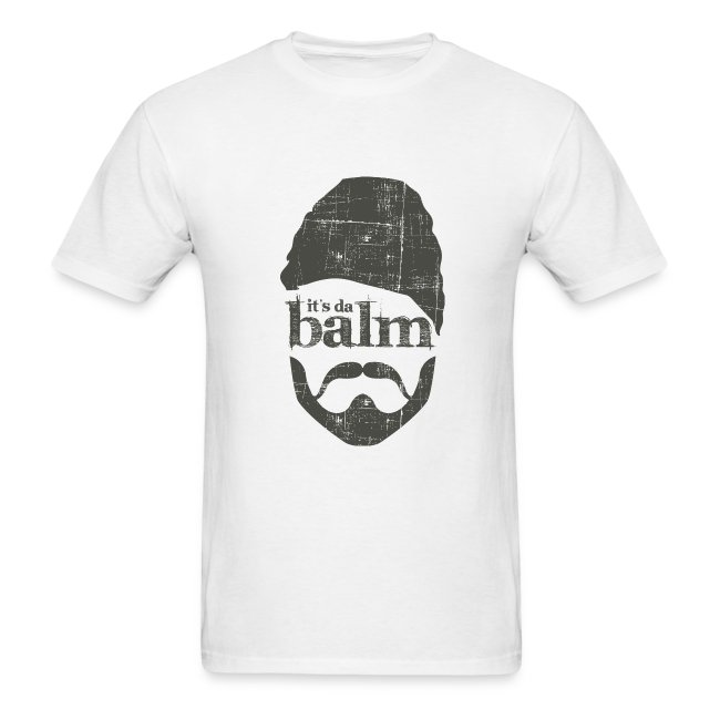 It's Da Balm Large Mens Logo Tee