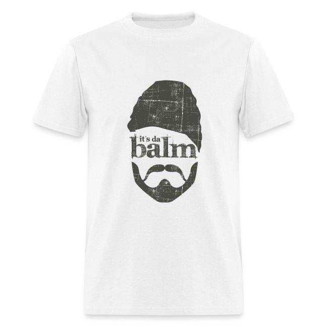 It's Da Balm Large Mens Logo Tee
