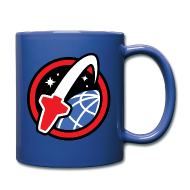 Mugs & Drinkware ~ Full Color Mug ~ Lego Space-City Coffee Mug