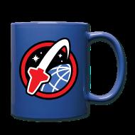 Mugs & Drinkware ~ Full Color Mug ~ Lego Space-City Coffee Mug