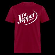 T-Shirts ~ Men's T-Shirt ~ Dr Jepper (Guys)