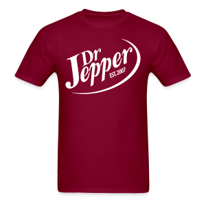 Dr Jepper (Guys) - Men's T-Shirt