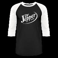 T-Shirts ~ Baseball T-Shirt ~ Dr Jepper (Baseball Tee)