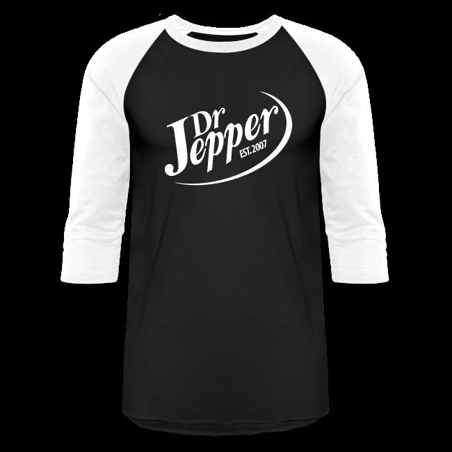 Dr Jepper (Baseball Tee)