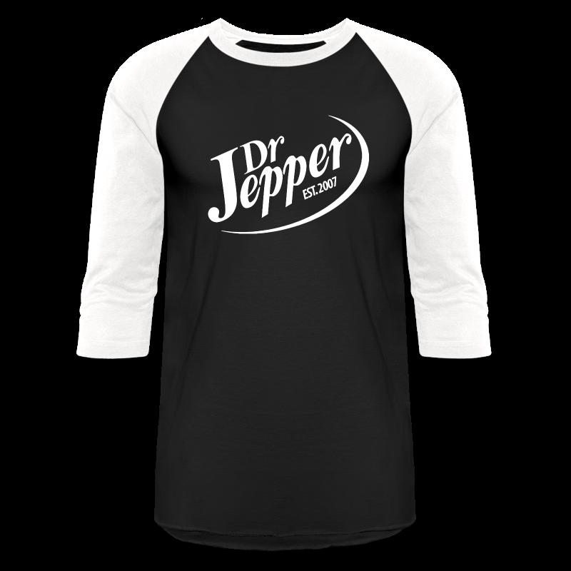 Dr Jepper (Baseball Tee) - Baseball T-Shirt