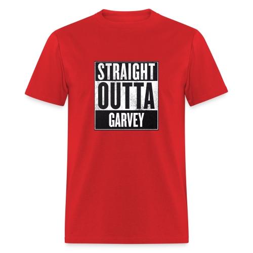 Straight Outta Garvey - Men's T-Shirt