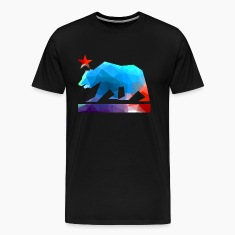 California State Bear (color fractals)