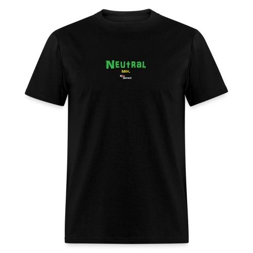 Neutral Alignment Men's Tee - Men's T-Shirt