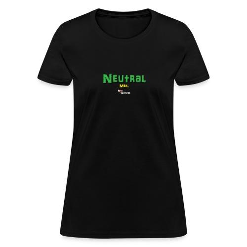 Neutral Alignment Ladies' Tee - Women's T-Shirt