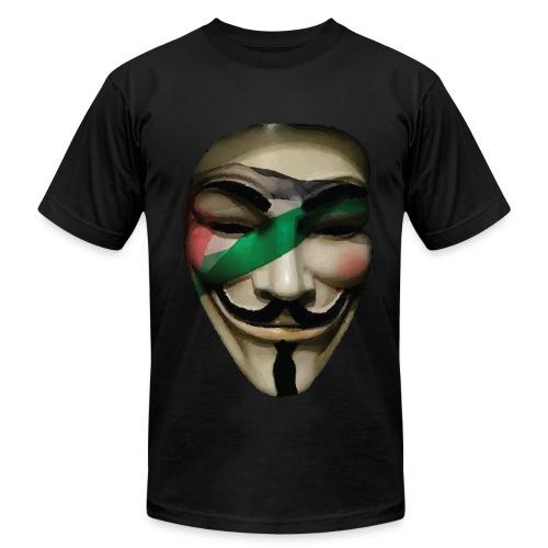 Palestine Anonymous - Men's Fine Jersey T-Shirt