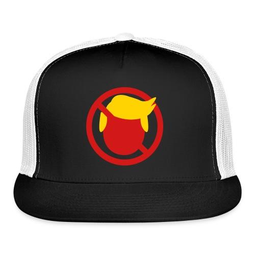 Strictly No Trumps - Trucker - Trucker Cap