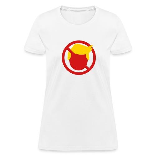Just Say No - Womens - Women's T-Shirt