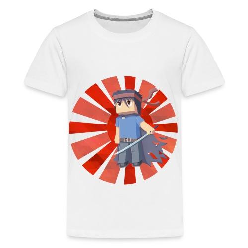 Min3rpro | Official design in Red - Kids' Premium T-Shirt