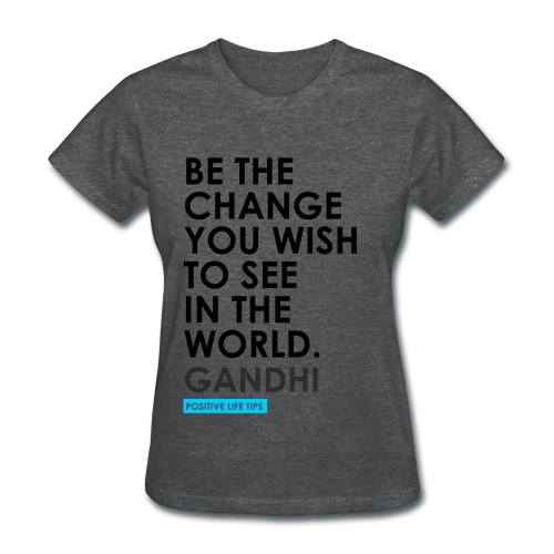 Change Shirt - Women's T-Shirt