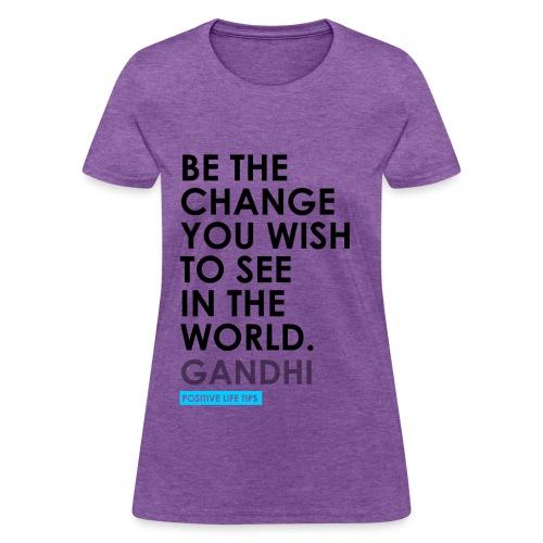 Change Shirt - Women's T-Shirt