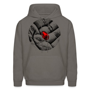 The Red Pill - Men's Hoodie