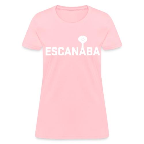 Escanaba Tower 'Eh - WOMENS - Women's T-Shirt