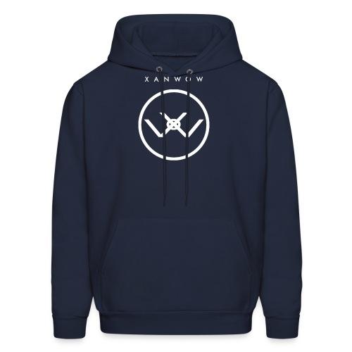 Xanwow Hoodie White Logo - Men's Hoodie