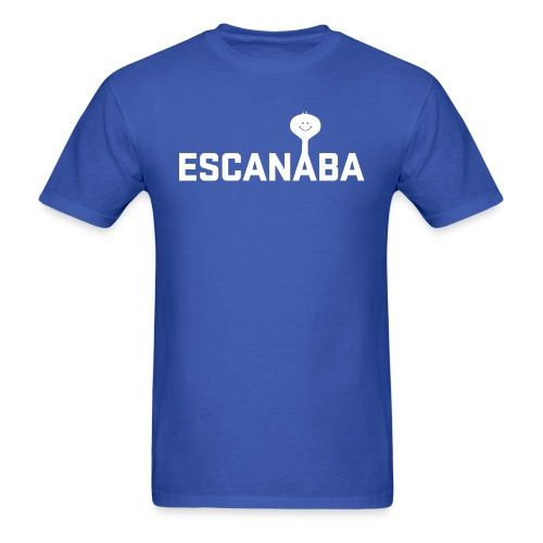 Escanaba Tower 'Eh - MENS - Men's T-Shirt